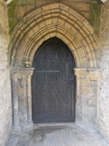 Early English doorway