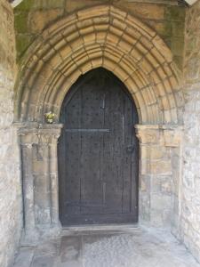 Early English doorway