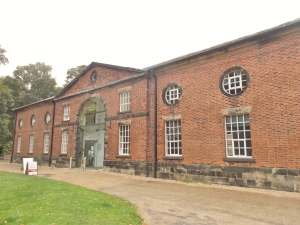 Georgian Stable Block