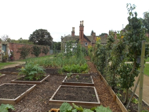 Part of the Walled Garden
