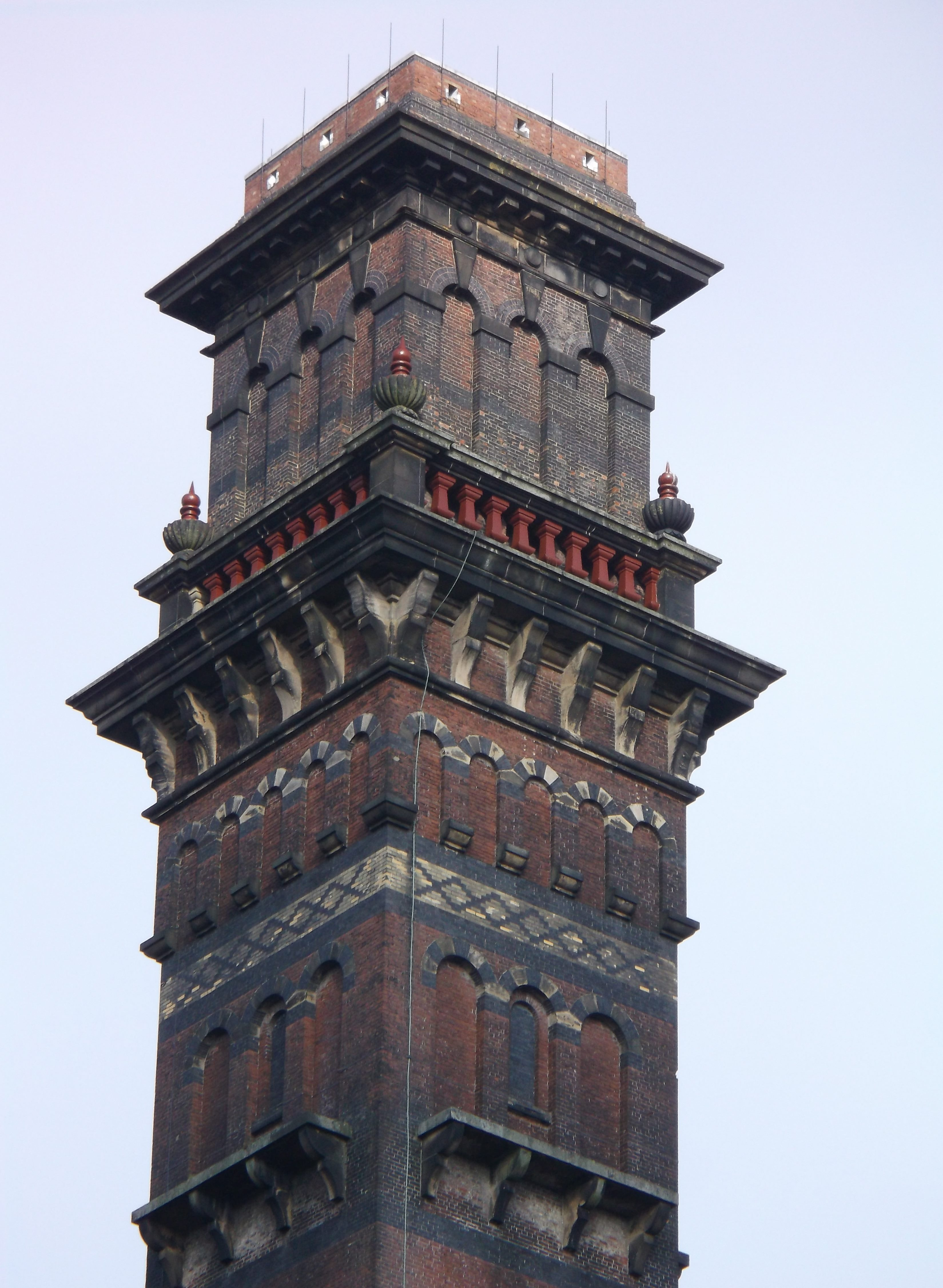 India Mill Chimney And Darwen S Victorian Machinery