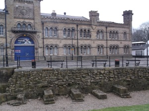 The Victorian Castle Armoury