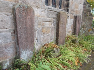 Three Medieval Grave Slabs