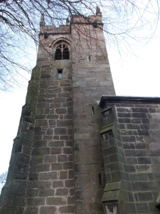 Brindle Medieval Church Tower