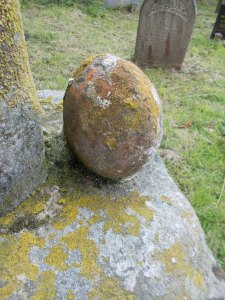 Tocca's Stone (allegedly !)