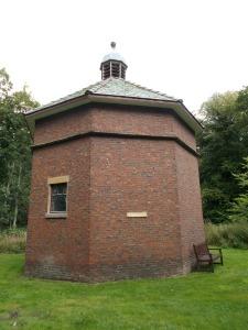 Lytham Hall dovecote