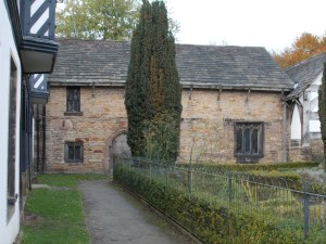 Smithills Medieval Great Hall, in Bolton